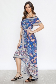 Flying Tomato Amazing Look Dress - Side cropped
