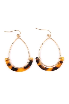 Fashion Jewelry Amazing Pear Drops - Product List Image