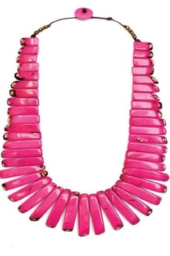 Tagua Amazon Necklace - Product List Image
