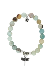 Tiffany Jazelle Amazonite Dragon Fly - Product Mini Image
