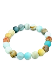 Made It! Amazonite Stone Bracelet - Product Mini Image