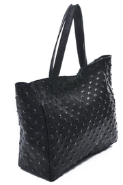Carla Mancini Amber Studded Tote - Side cropped