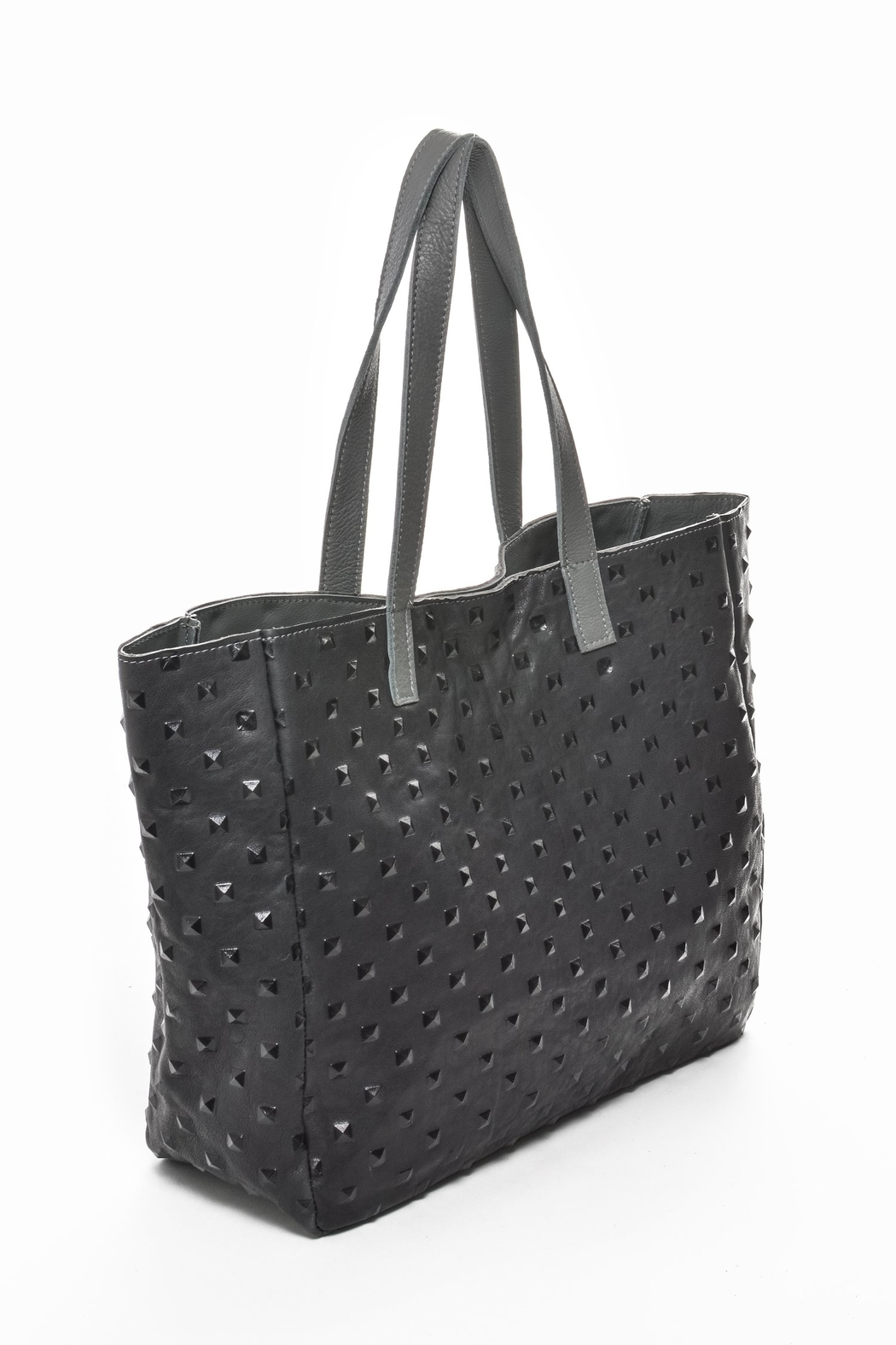 Carla Mancini Amber Studded Tote - Front Full Image