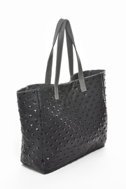 Carla Mancini Amber Studded Tote - Front full body