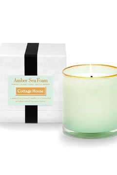 Lafco Amber Seafoam Candle - Alternate List Image