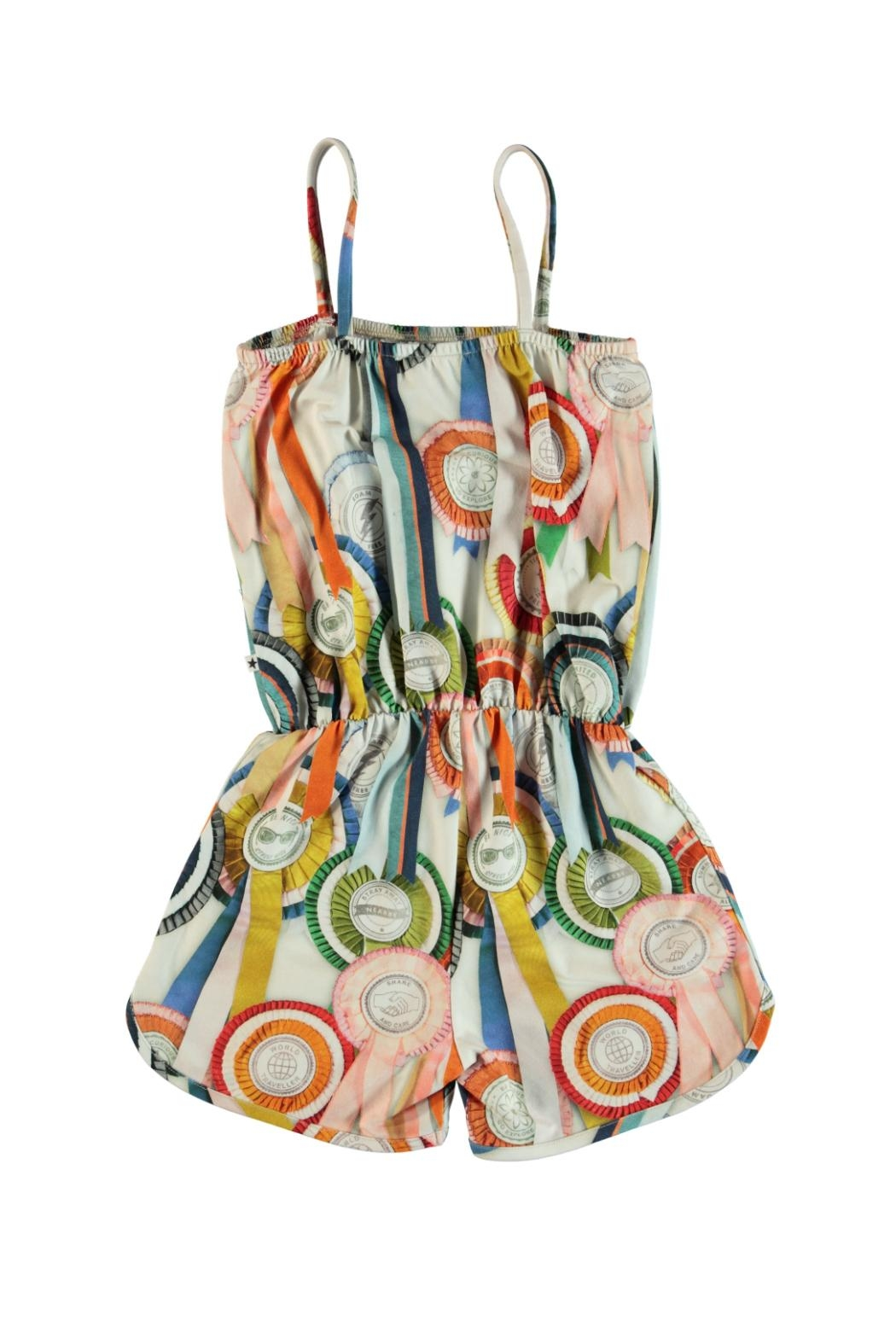 Molo Amberly Playsuit - Front Full Image