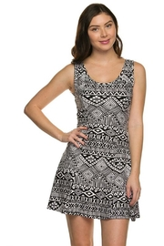 Ambiance #1blk Tank Dress - Front cropped