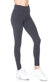 Ambiance High Waisted Legging - Front full body