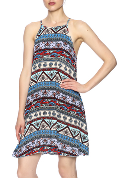 Ambiance Multicolor Sun Dress - Product List Image