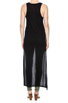 Shoptiques Product: Ribbed High-Low Top