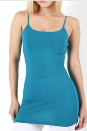 Ambiance Shelf-Bra Tank Top - Front cropped