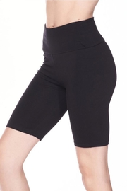 Ambiance Stretch Bike Short - Side cropped