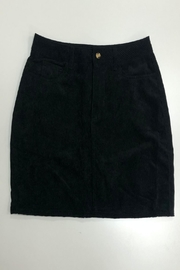 ambiance apparel Corduroy Skirt - Front cropped