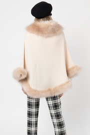 Pia Rossini AMBROSIA PONCHO - Front full body