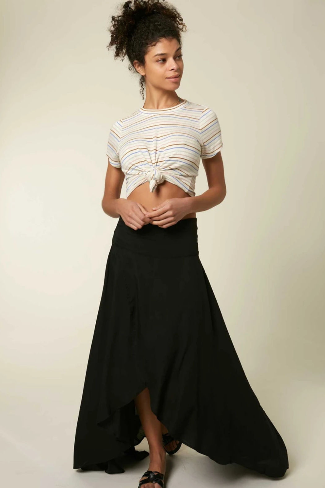 O'Neill Ambrosio Skirt - Front Cropped Image