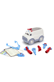 Green Toys Ambulance & Doctor's Kit - Front cropped