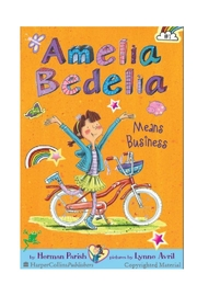 Harper Collins Publishers Amelia Bedelia Book#1 - Front cropped