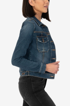 Kut from the Kloth Amelia Jacket Repreve - Product List Image