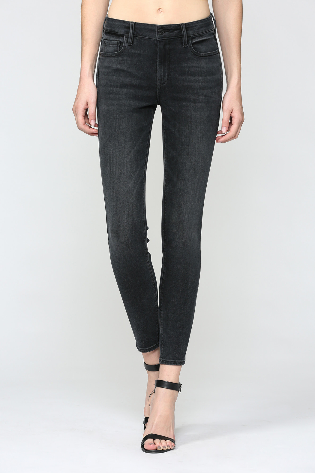 Hidden Jeans Amelia Mid Rise Skinny - BCH - Main Image