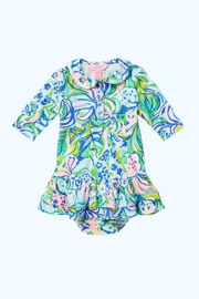 Lilly Pulitzer Amelia Polo Dress - Front cropped