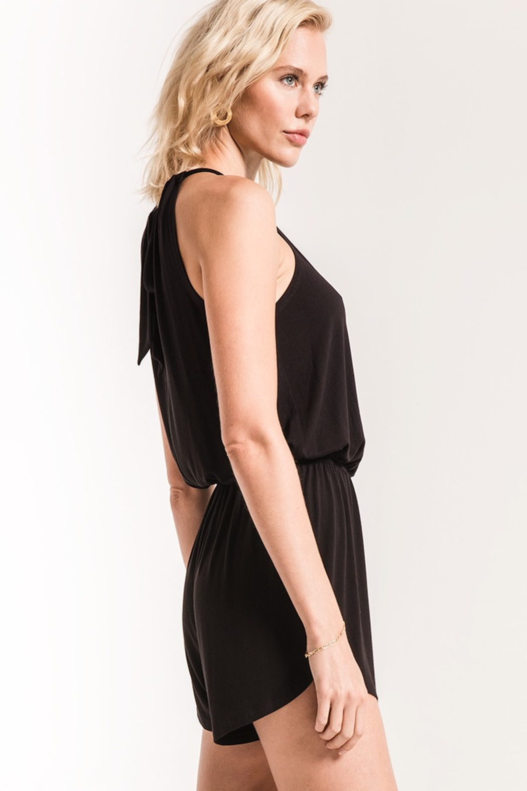 z supply Amelia Romper - Front Full Image