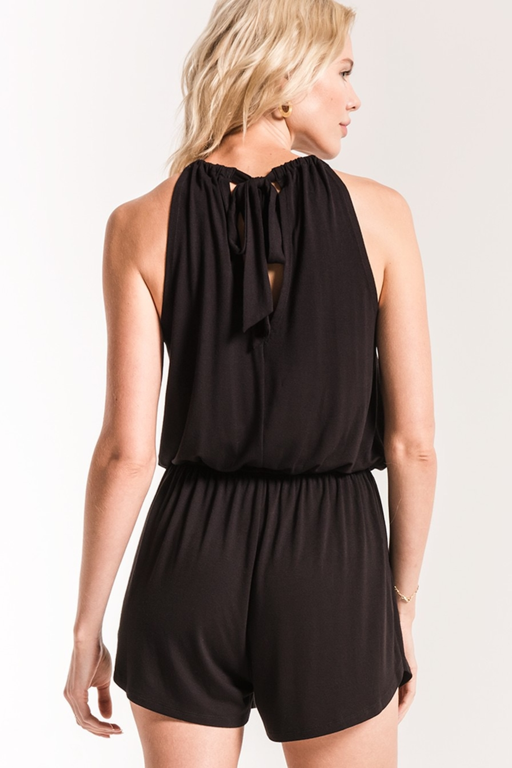 z supply Amelia Romper - Side Cropped Image