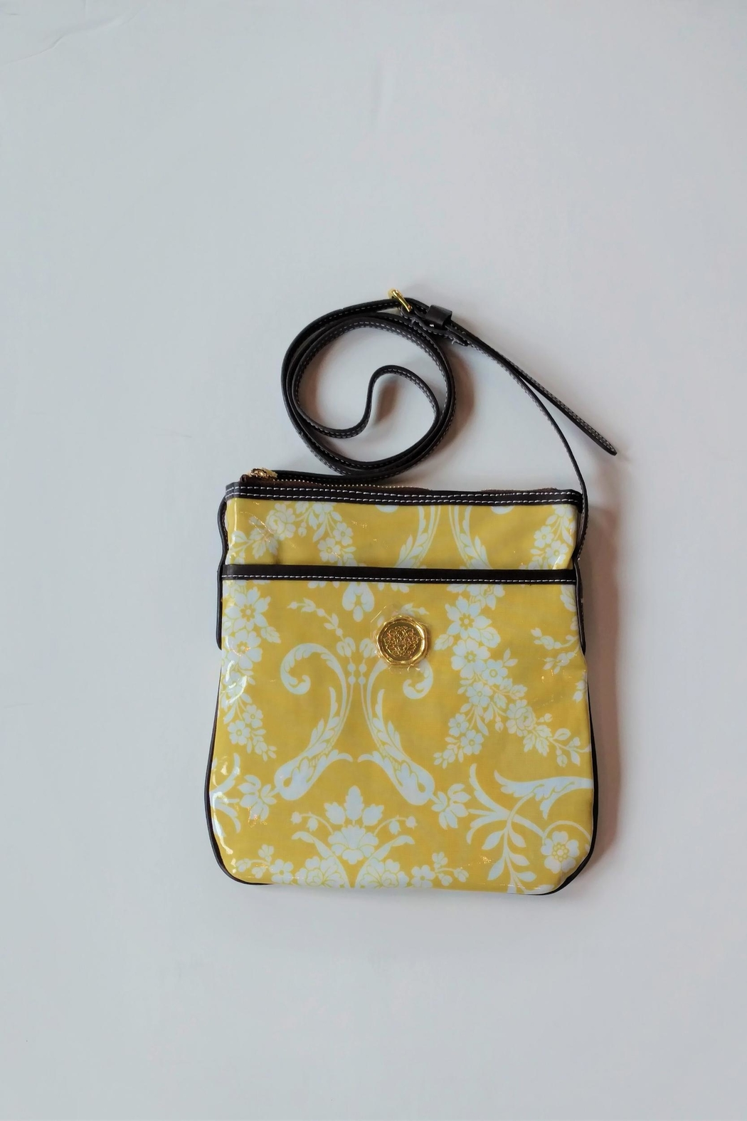90e3e3d8f2 Anna Griffin Amelie Damask Crossbody from Des Moines by Trieste ...