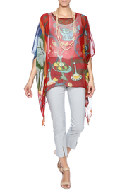 America Corner Artist Dressing Top - Front full body