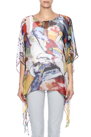 America Corner Artist Dressing Top - Side cropped