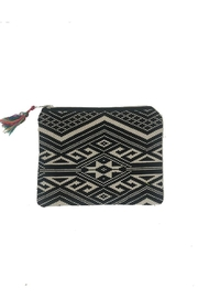 America & Beyond Multi-Colored Clutches - Front cropped