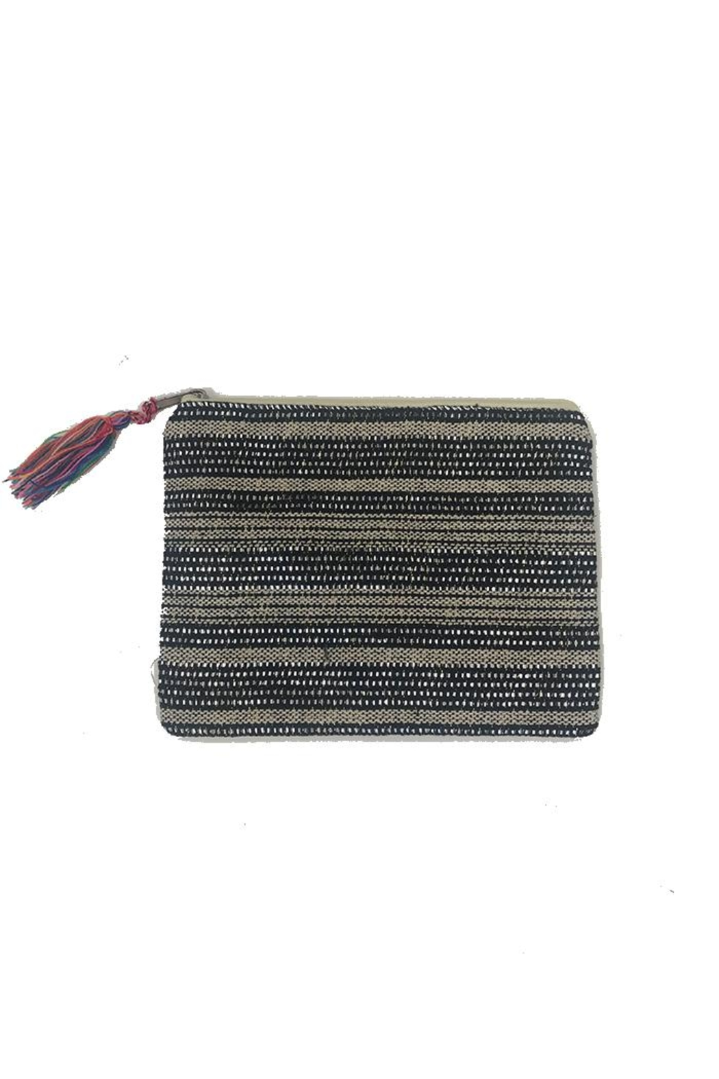 America & Beyond Multi-Colored Clutches - Front Cropped Image