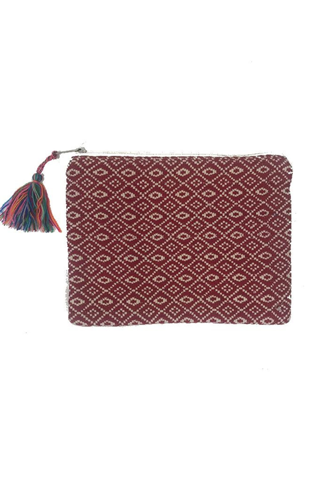 America & Beyond Multi-Colored Clutches - Main Image