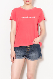 Wildfox American AF Tee - Product Mini Image
