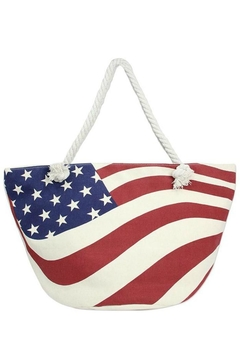 Patricia's Presents American Flag Bag - Alternate List Image