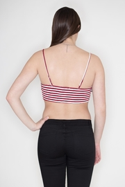 Bear Dance American Flag Bralette - Side cropped