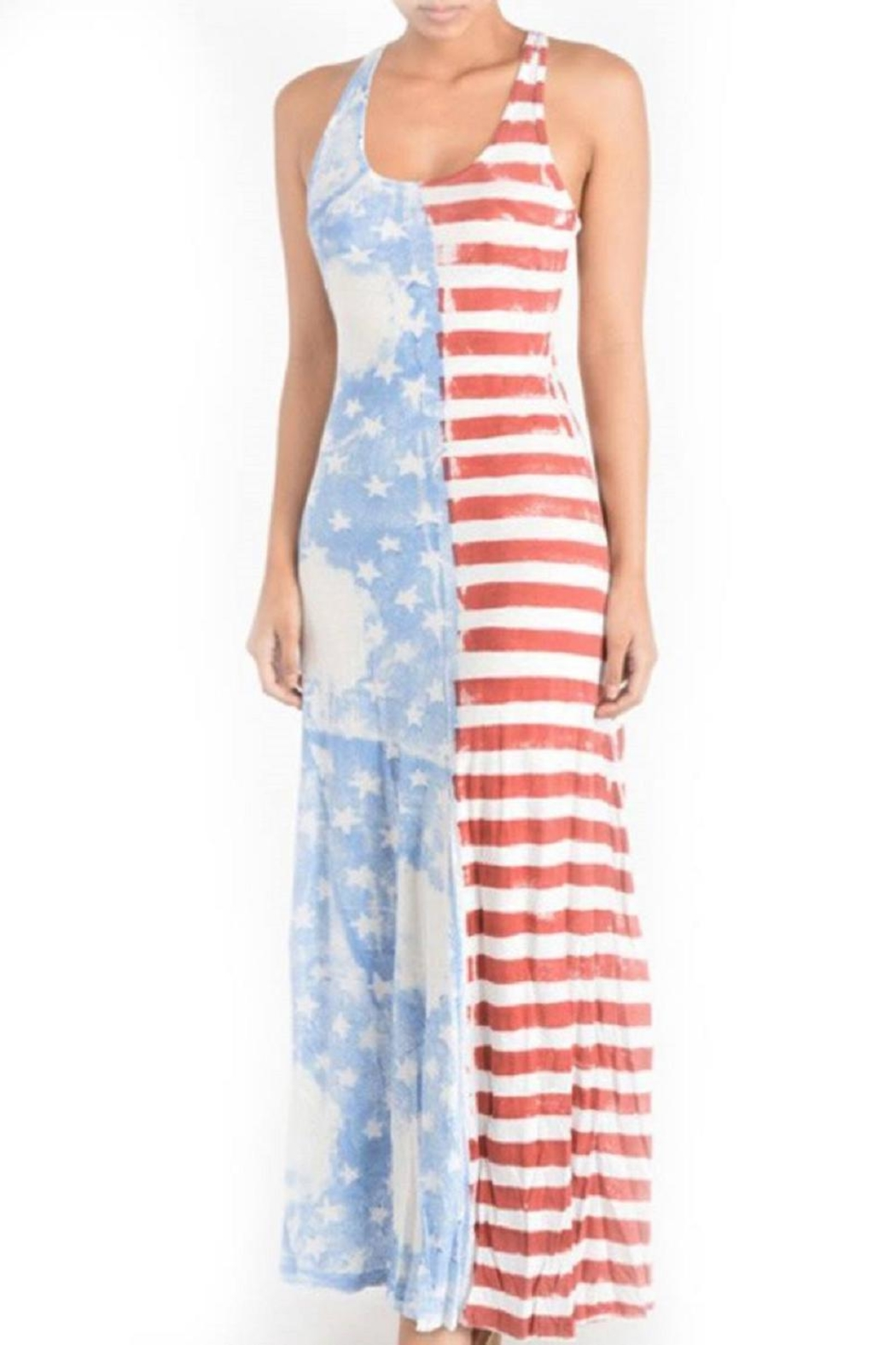 T-Party Fashion American Flag Dress from Georgia by Posh Clothing ...