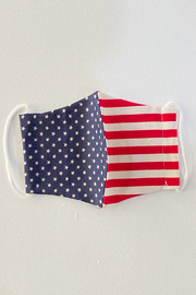 R+D  American Flag Mask - Product Mini Image