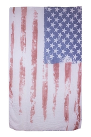 Look American Flag Scarf - Side cropped