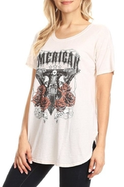 T Party American Motorcycle Tee - Product Mini Image