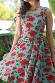 Effie's Heart American Rose Dress - Product Mini Image