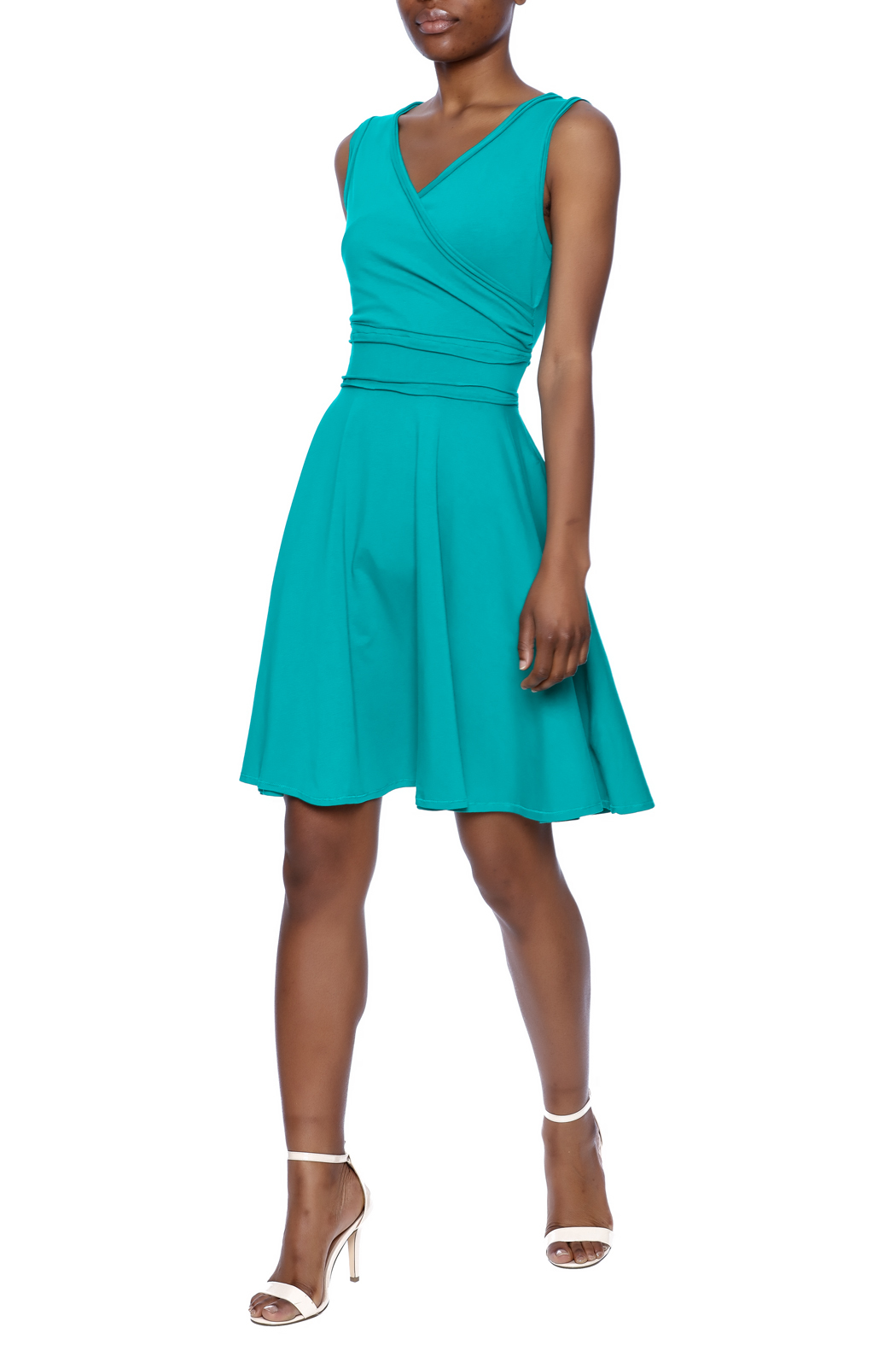 American South Side Our Favorite Dress - Front Full Image
