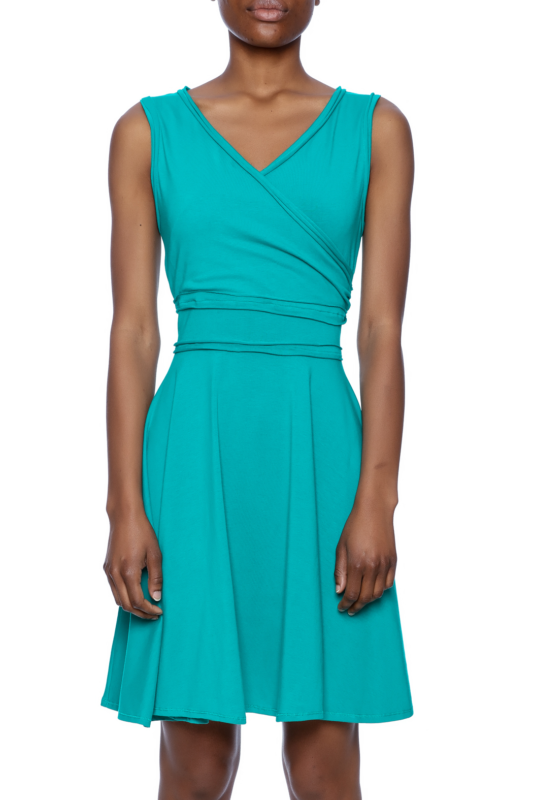 American South Side Our Favorite Dress - Side Cropped Image