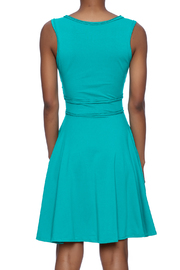 American South Side Our Favorite Dress - Back cropped