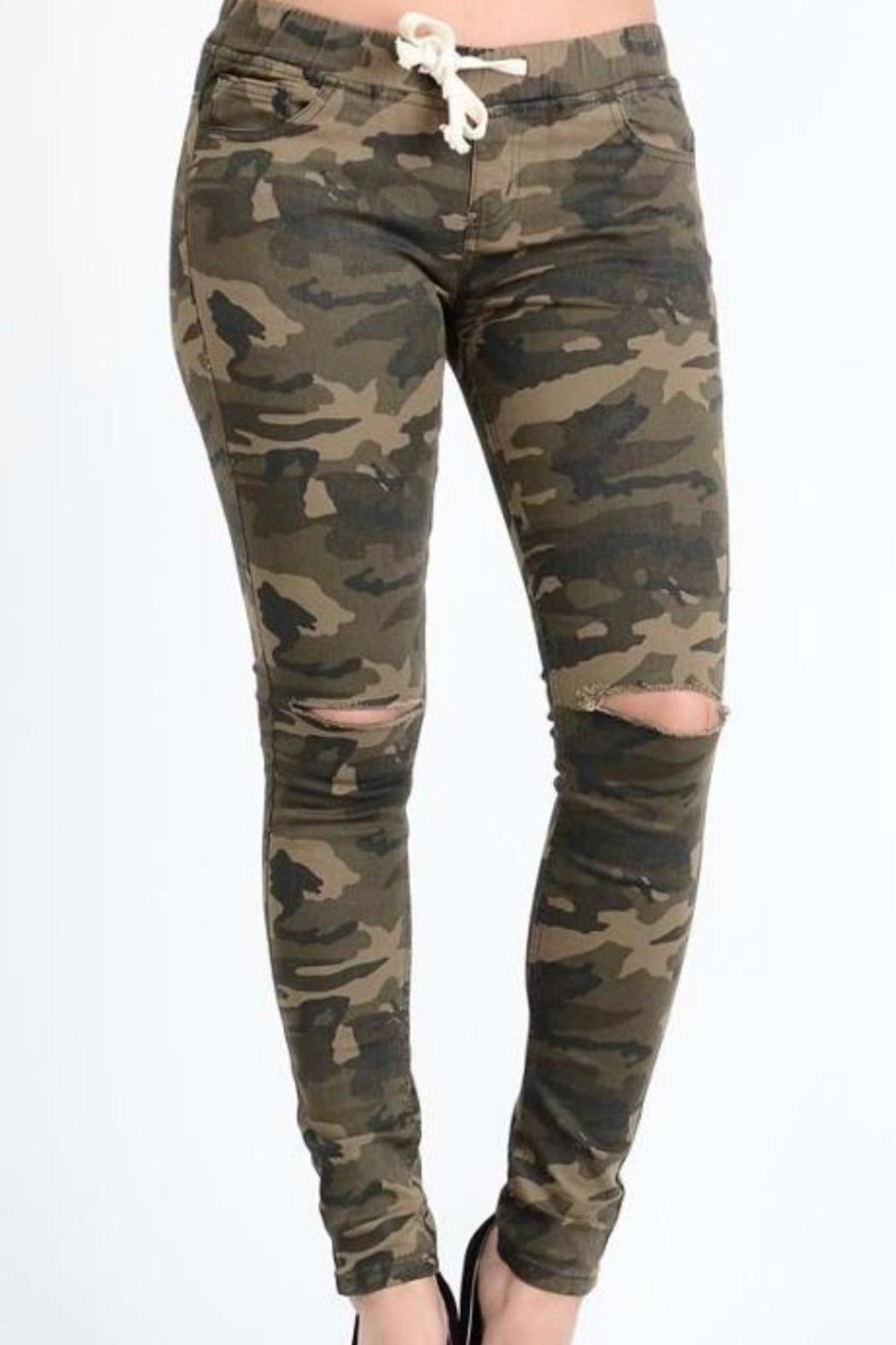 e79e517a4be American Bazi Camo Jogger Pants from North Dakota by The Black Frame ...