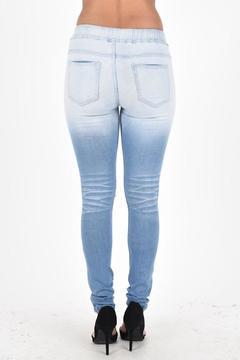 American Bazi Ombre Destroyed Joggers - Alternate List Image