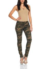 American Bazi Washed Camo Pants - Front cropped