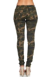 American Bazi Washed Camo Pants - Other