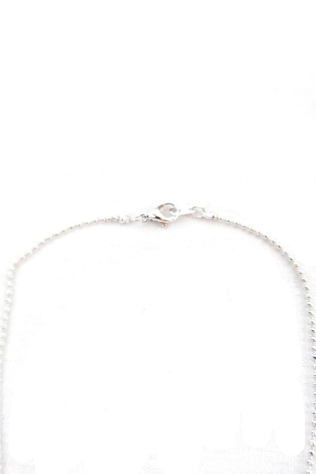 American Dance Supply Ballerina Tutu Necklace - Side Cropped Image