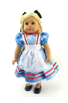American Fashion World Alice Doll Dress - Product List Image