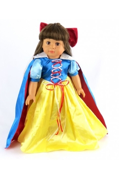 American Fashion World Snow White Outfit - Alternate List Image